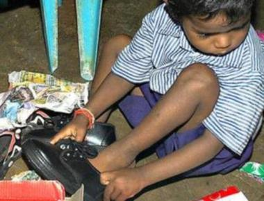 Shoes, socks for govt. school children by June