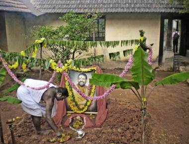 Aradhane' of Lakshmivara Tirtha held in Shiroor, Udupi