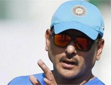 Shastri top contender, six to be interviewed
