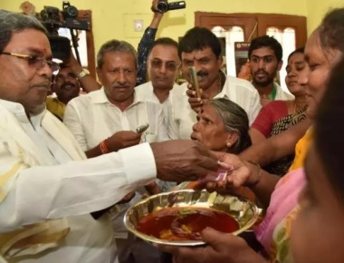 As top leaders remain aloof, Cong campaign turns CM's one-man show