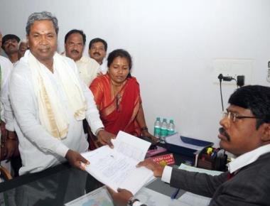 Siddaramaiah to contest from Badami too