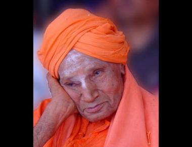 Bhagwan Mahaveer Peace award for Siddaganga seer