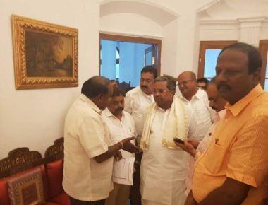 CM-Siddaramaiah budget fight escalates
