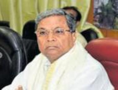 No plans to rejig ministry: Siddaramaiah