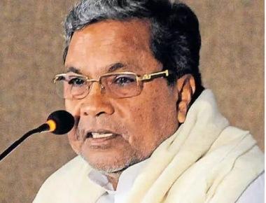 Will talk to high command on Halappa: Siddaramaiah