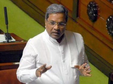 Is Siddu on the chopping block?