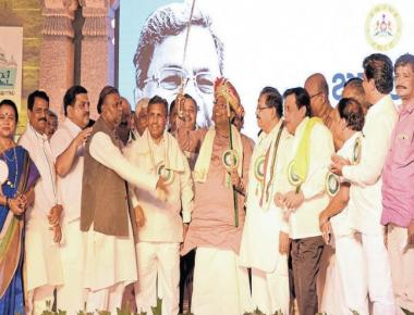Bless us again, Siddaramaiah appeals to voters