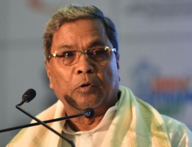It's an attempt to silence voice against BJP: CM Siddaramaiah