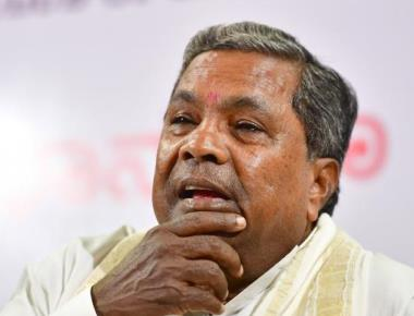 Deve Gowda did not groom me, Hegde did, says Siddaramaiah