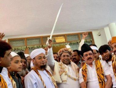 Siddaramaiah hits out at BJP