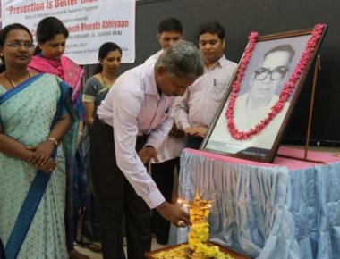 SIDS celebrates Swatch Bharath initiative, Womens' Day
