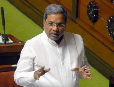 Siddu goes belligerent, says BJP targeting Muslim, Christian ministers
