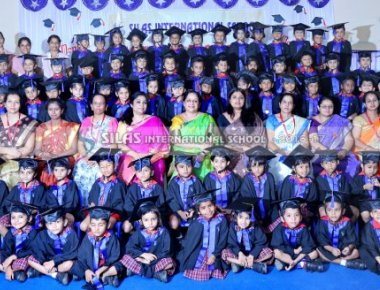 Silas International School holds Montessori Convocation Day