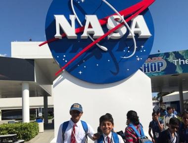 Silasians attend KSC programme, visit NASA