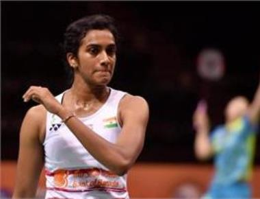 Sindhu suffers injury scare ahead of CWG