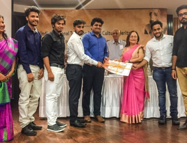 SIT architecture students receive INTACH Heritage Academy award
