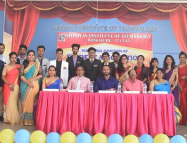 Student Association inaugurated at SIT