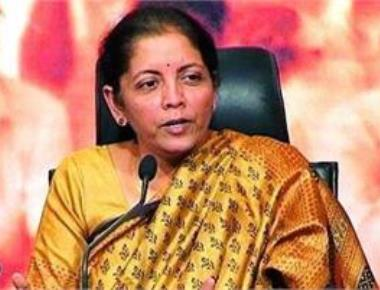 Cong's charge against Jaitley motivated: Sitharaman