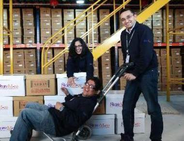 Indian startup offers pay-per-use storage service