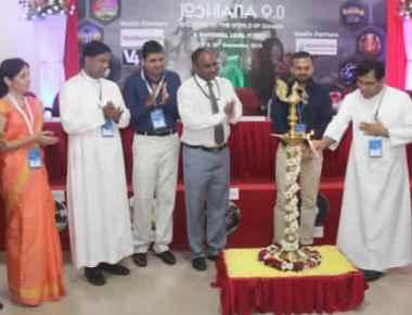 SJEC dept of Computer Applications students host eventful 'Joshiana 9.0' IT fest