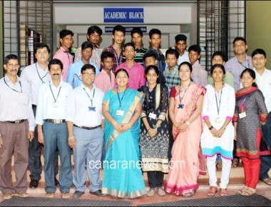SJEC trains students from Rusemp Community College