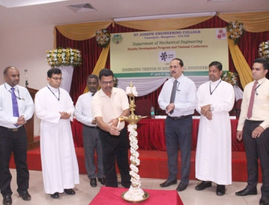 SJEC inaugurates national conference 'eTIME'