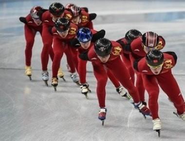 South Korea dominates short track World