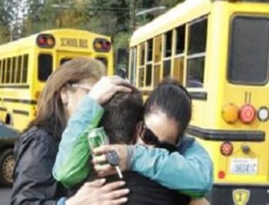 Two dead in Washington school shooting