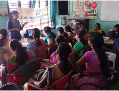 Smoke free home programme held at Attur primary health centre