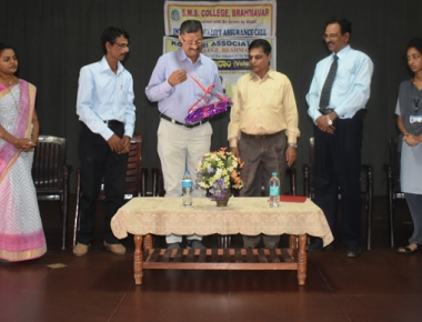 SMS College Brahmmavar Konkani Association releases magazine 'Laran ani Taran'