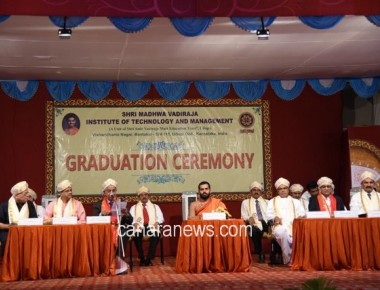 Graduation ceremony held at SMVITM
