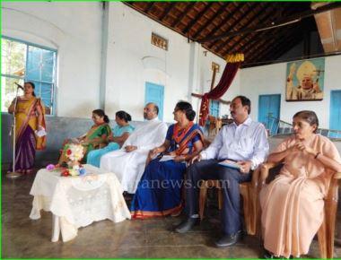 St. Monica Sodality feast celebrated at Kundapur