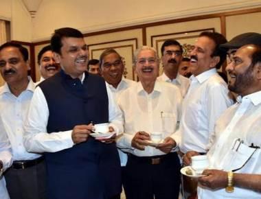 Budget session: Sena, not Oppn., is BJP's headache