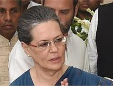 Constitution's ideals, principles under threat: Sonia