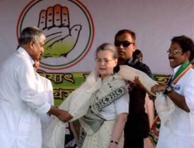 AgustaWestland deal: Sonia rejects allegations against her