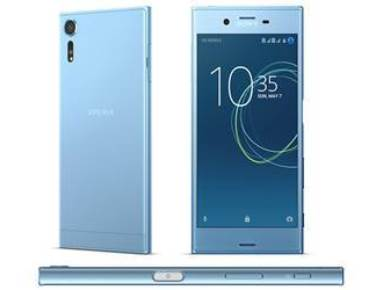 Sony introduces Xperia XZs with 'Motion Eye' camera