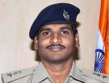 Sudhir Kumar Reddy is new Superintendent of Police