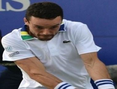 Spain's Bautista wins first round at Wimbledon