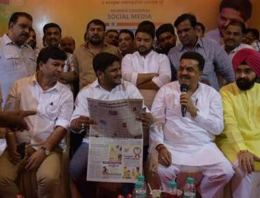 Not a Congressi, but will help party, says Hardik Patel