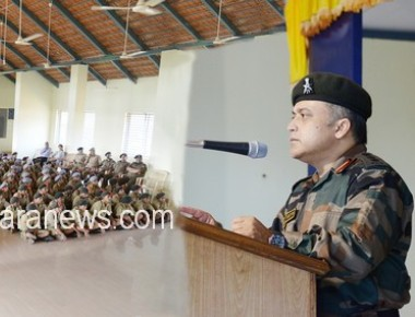 Annual Training Camp for NCC Cadets at St Philomena College Puttur