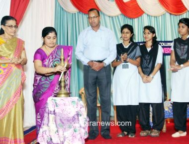 Women Empowerment Cell inaugurated at St Philomena College Puttur
