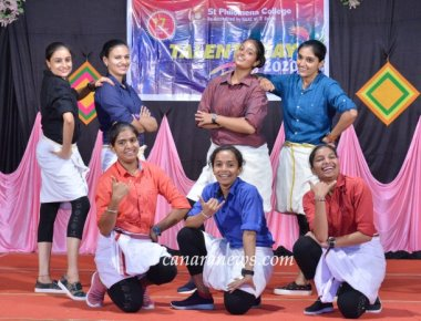 Talents Day celebrated at St Philomena College Puttur
