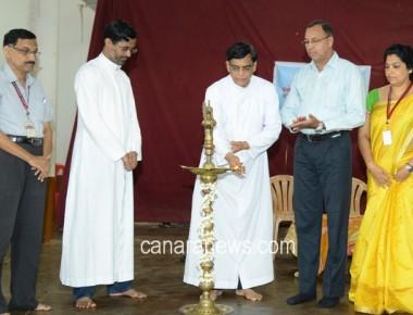 Orientation Programme held at St Philomena College Puttur