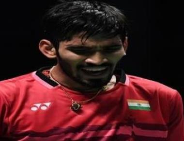 Congratulations pour in for shuttler Srikanth