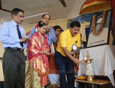Srinivas Institute of Technology inaugurates fine arts club