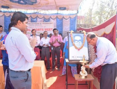 Srinivas Institute of Technology organises sports day