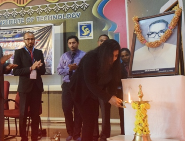 Srinivas Institute of Technology holds 'Sambhavaami'