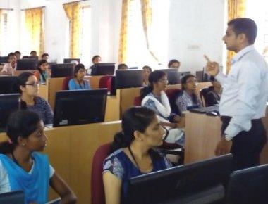 Srinivas Institute of Technology hosts workshop on Network Simulator 2
