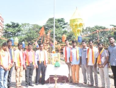 Srinivas Institute of Technology celebrates Rajyotsava