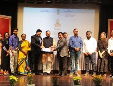Srinivas Institute of Technology bags national award for 'Best Documented Project'